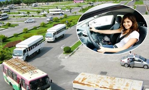 Trung Tâm Đào Tạo Lái Xe Ô tô TPHCM Tốt Nhất – Thi Là Đậu 100%